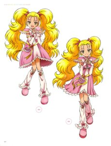 Rating: Questionable Score: 5 Tags: futari_wa_pretty_cure kawamura_toshie kujou_hikari pretty_cure User: drop