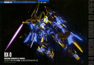 Rating: Safe Score: 18 Tags: gundam gundam_unicorn mecha sugiyama_itsune User: drop