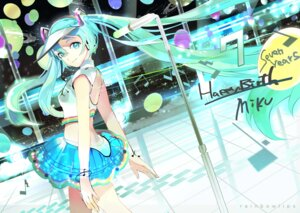 Rating: Safe Score: 44 Tags: 119 hatsune_miku vocaloid User: 椎名深夏