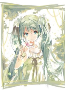 Rating: Safe Score: 57 Tags: alitia dress hatsune_miku summer_dress vocaloid User: 麻里子