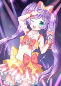 Rating: Safe Score: 17 Tags: dress garter manaka_lala pripara tl_astral7536 User: charunetra