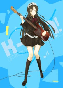 Rating: Safe Score: 10 Tags: akiyama_mio k-on! kototen User: charunetra