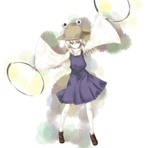 Rating: Safe Score: 7 Tags: kabocha_ou moriya_suwako touhou User: Radioactive