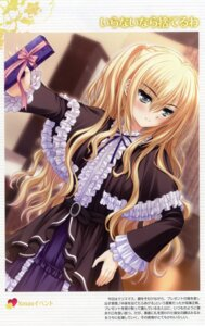 Rating: Safe Score: 17 Tags: christmas kimi_to_issho_ni lolita_fashion norita sasano_eri screening User: moons129