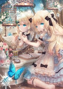 Rating: Safe Score: 48 Tags: dress lolita_fashion yumeichigo_alice User: BattlequeenYume