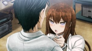 Rating: Safe Score: 30 Tags: 5pb. huke makise_kurisu nitroplus okabe_rintarou steins;gate User: Devard