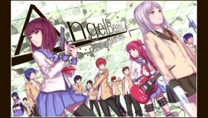 Rating: Safe Score: 6 Tags: angel_beats! ayasaka fujimaki gun hinata_(angel_beats!) noda ooyama otonashi seifuku shiina takamatsu takeyama tenshi thighhighs tk_(angel_beats!) yui_(angel_beats!) yurippe User: Radioactive