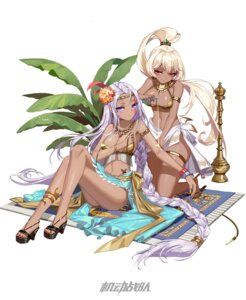Rating: Safe Score: 36 Tags: bikini breast_hold cream garter heels jidong_zhandui swimsuits zjsstc User: Mr_GT
