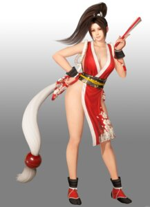 Rating: Questionable Score: 15 Tags: cg cleavage dead_or_alive dead_or_alive_6 king_of_fighters ninja no_bra shiranui_mai User: Yokaiou