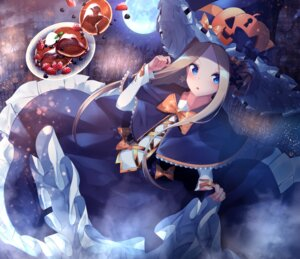 Rating: Safe Score: 12 Tags: abigail_williams_(fate/grand_order) fate/grand_order halloween skirt_lift witch yushiro_tsuguho User: sym455