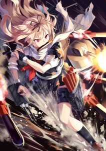 Rating: Safe Score: 47 Tags: kantai_collection neko_(yanshoujie) yuudachi_(kancolle) User: Mr_GT