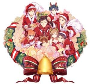 Rating: Safe Score: 19 Tags: christmas cleavage gekkan_shoujo_nozaki-kun horns kashima_yuu masayuki_hori mery mikoshiba_mikoto nozaki_umetarou sakura_chiyo seo_yuzuki wakamatsu_hirotaka User: Zenex
