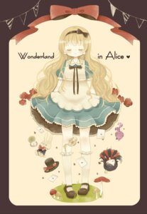 Rating: Safe Score: 8 Tags: alice alice_in_wonderland roromi User: Radioactive