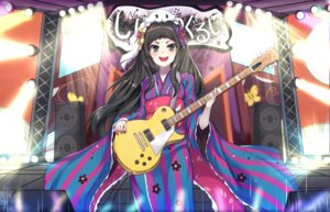 Rating: Safe Score: 15 Tags: eruthika guitar mari_mari show_by_rock!! yukata User: charunetra