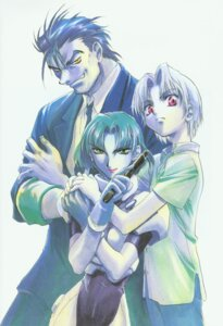 Rating: Safe Score: 4 Tags: full_metal_panic gauron shikidouji User: Feito