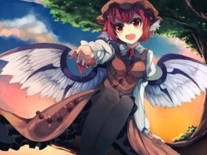 Rating: Safe Score: 27 Tags: animal_ears bei_mochi mystia_lorelei pantyhose touhou wings User: Mr_GT