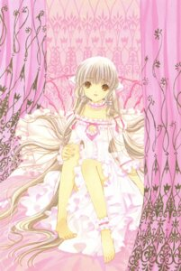 Rating: Safe Score: 10 Tags: chii chobits clamp lolita_fashion User: Radioactive