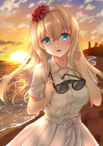 Rating: Safe Score: 46 Tags: dress kantai_collection megane shibi warspite_(kancolle) User: Mr_GT