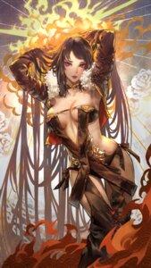 Rating: Questionable Score: 34 Tags: bikini_armor consort_yu_(fate/grand_order) fate/grand_order kaburagi_yasutaka User: Spidey
