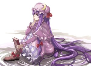 Rating: Safe Score: 17 Tags: mr.dark patchouli_knowledge touhou User: sylver650