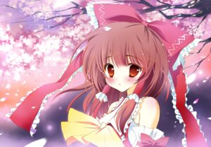 Rating: Safe Score: 23 Tags: hakurei_reimu mamita touhou User: fireattack