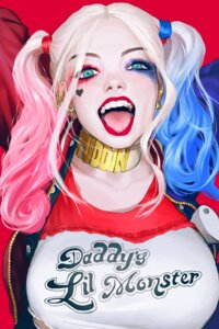 Rating: Safe Score: 62 Tags: batman dc_comics harley_quinn rukiana suicide_squad User: blooregardo
