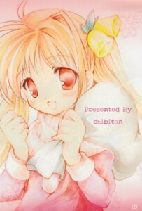 Rating: Safe Score: 5 Tags: bleed_through chibitan chiiko fate_testarossa mahou_shoujo_lyrical_nanoha User: MugiMugi