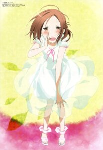 Rating: Safe Score: 48 Tags: dress fujimiya_kaori isshuukan_friends takano_aya User: drop