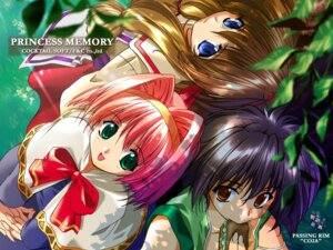 Rating: Safe Score: 3 Tags: komatsu_e-ji princess_memory wallpaper User: fireattack