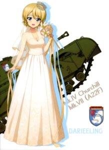 Rating: Safe Score: 26 Tags: cleavage darjeeling dress girls_und_panzer see_through tagme wedding_dress User: drop