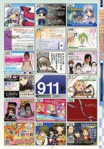 Rating: Safe Score: 2 Tags: comiket headphones maid nekomura_iroha vocaloid yoake_mae_yori_ruriiro_na User: popscial