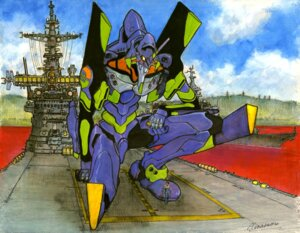 Rating: Safe Score: 12 Tags: eva_01 mecha neon_genesis_evangelion tagme User: Share