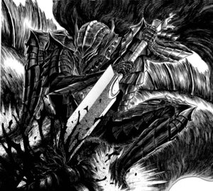 Rating: Safe Score: 6 Tags: berserk male monochrome monster User: Radioactive