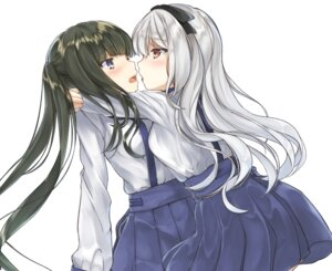 Rating: Safe Score: 44 Tags: paper8804 seifuku yuri User: charunetra