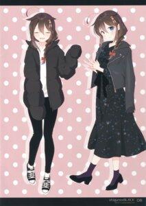 Rating: Questionable Score: 16 Tags: dress kantai_collection moni naoto shigure_(kancolle) User: kiyoe