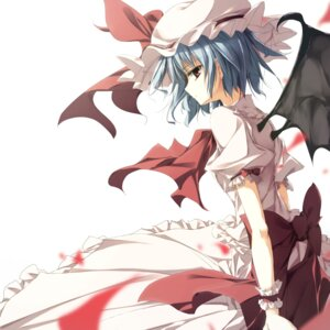 Rating: Safe Score: 41 Tags: hirokazu_kine remilia_scarlet touhou wings User: 椎名深夏