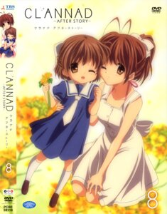 Rating: Safe Score: 19 Tags: clannad clannad_after_story disc_cover furukawa_nagisa okazaki_ushio seifuku User: Sakura18