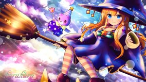 Rating: Safe Score: 13 Tags: kurukuru_(nicovideo19816734) witch User: ddns001