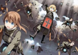 Rating: Safe Score: 74 Tags: 5_nenme_no_houkago gun kantoku tanya_degurechaff uniform youjo_senki User: Hatsukoi