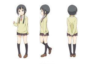 Rating: Safe Score: 19 Tags: aiura aliasing character_design seifuku uehara_ayuko User: Radioactive