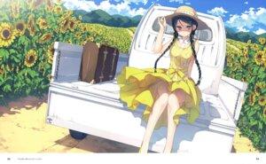 Rating: Safe Score: 68 Tags: dress kantoku miyaguchi_hiromi_(kantoku) summer_dress User: Twinsenzw