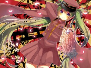 Rating: Safe Score: 21 Tags: hatsune_miku hitotoce senbon-zakura_(vocaloid) vocaloid User: KazukiNanako