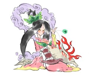 Rating: Safe Score: 5 Tags: issun ookami tagme tree_spirit_sakuya User: Radioactive