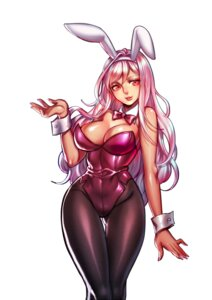 Rating: Questionable Score: 18 Tags: animal_ears bunny_ears bunny_girl pantyhose quuni User: NotRadioactiveHonest