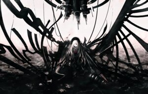 Rating: Safe Score: 35 Tags: black_rock_shooter iori_(yakata-bako) parody rozen_maiden suigintou vocaloid User: vistigris