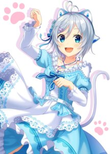 Rating: Safe Score: 31 Tags: dress tail yuusa User: Mr_GT