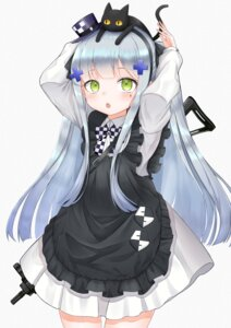 Rating: Safe Score: 24 Tags: girls_frontline gothic_lolita hk416_(girls_frontline) lolita_fashion mentai_mayo neko User: Nepcoheart