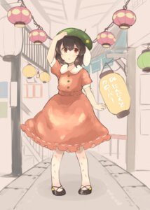 Rating: Safe Score: 8 Tags: animal_ears bunny_ears dress inaba_tewi inazakura00 tail touhou User: Mr_GT