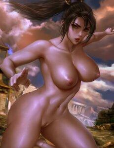 Rating: Explicit Score: 34 Tags: logan_cure naked nipples pussy soul_calibur taki uncensored User: Darkthought75