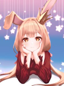 Rating: Safe Score: 12 Tags: animal_ears bunny_ears sara_(sarablanche_) User: Dreista